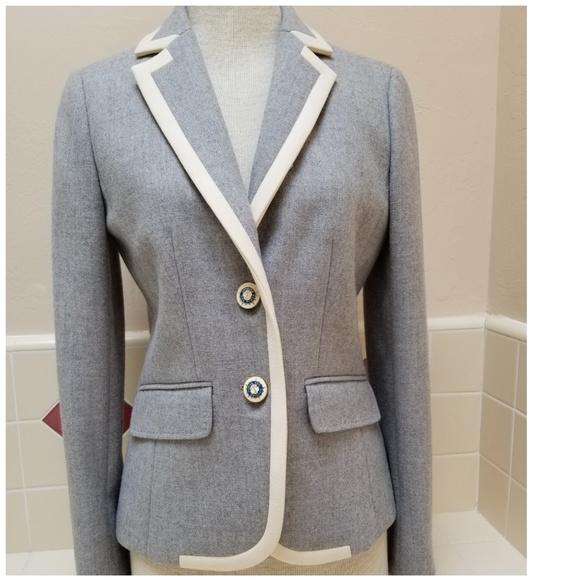 J. Crew Jackets & Blazers - J. CREW Wool Jacket